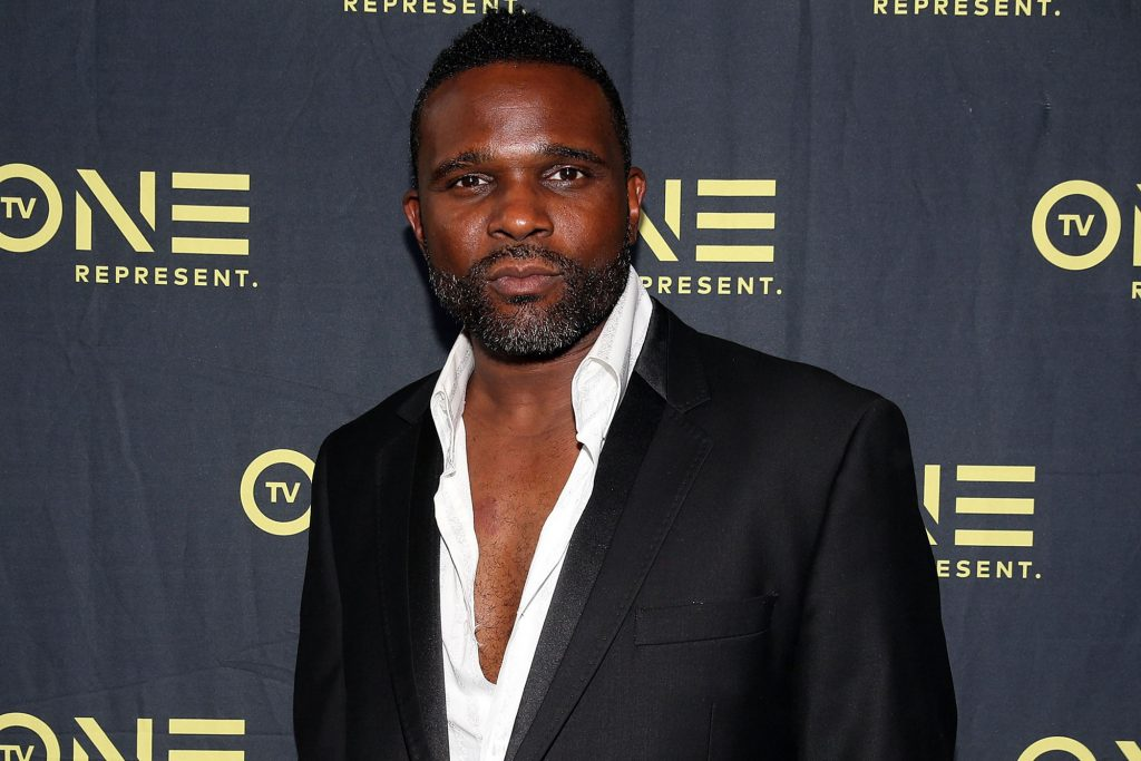 Darius McCrary Net Worth