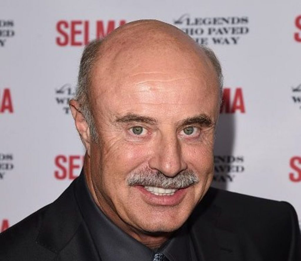 Net worth of Dr Phil