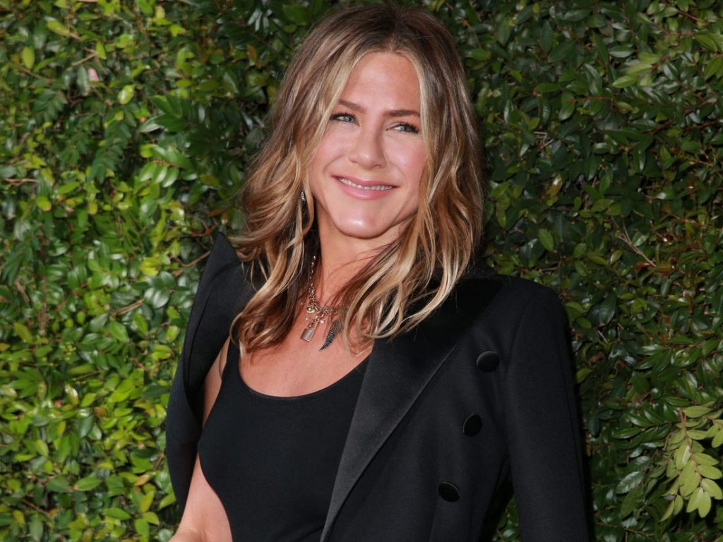 Net worth of Jennifer Aniston