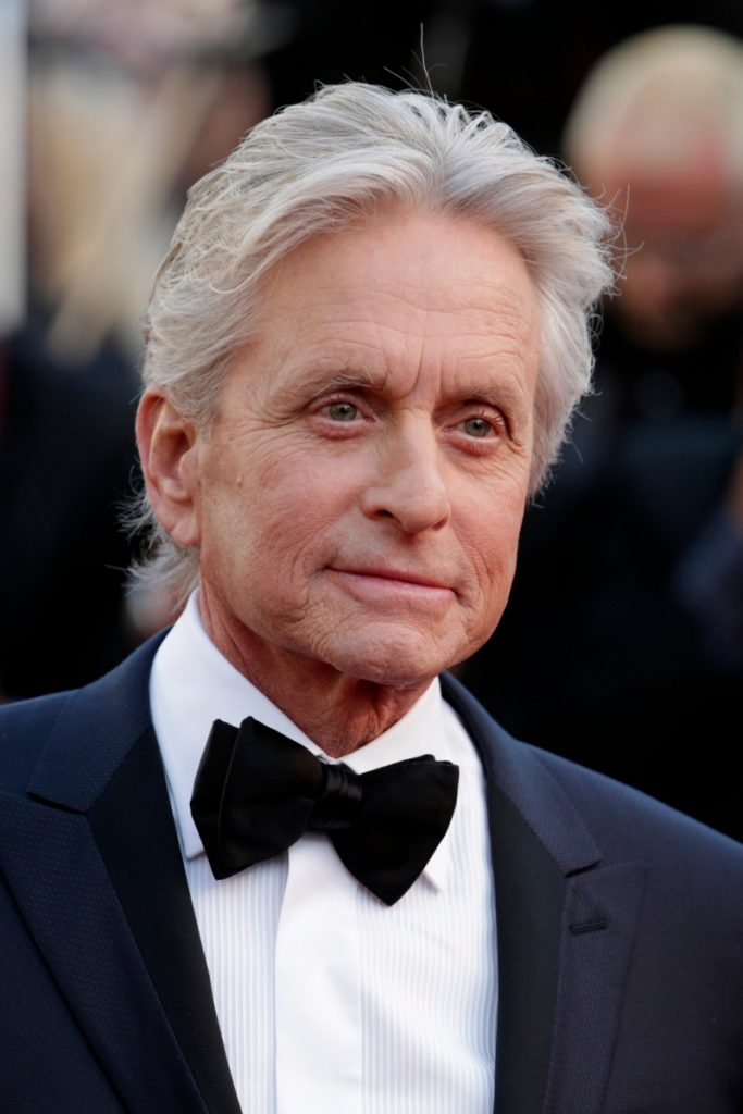 Net worth of Michael Douglas