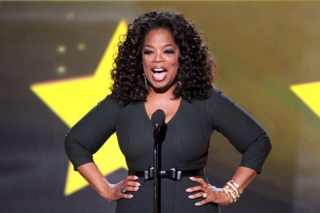 Net worth of Oprah Winfrey