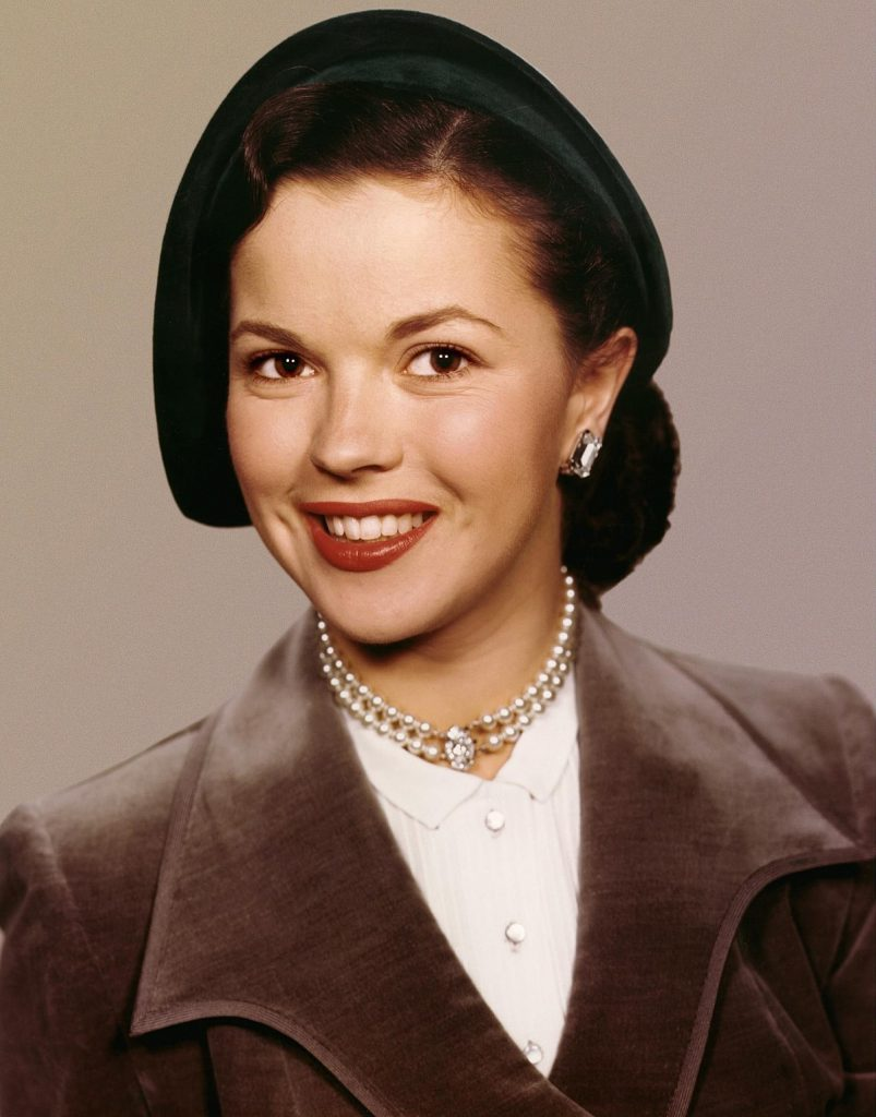 Net worth of Shirley Temple