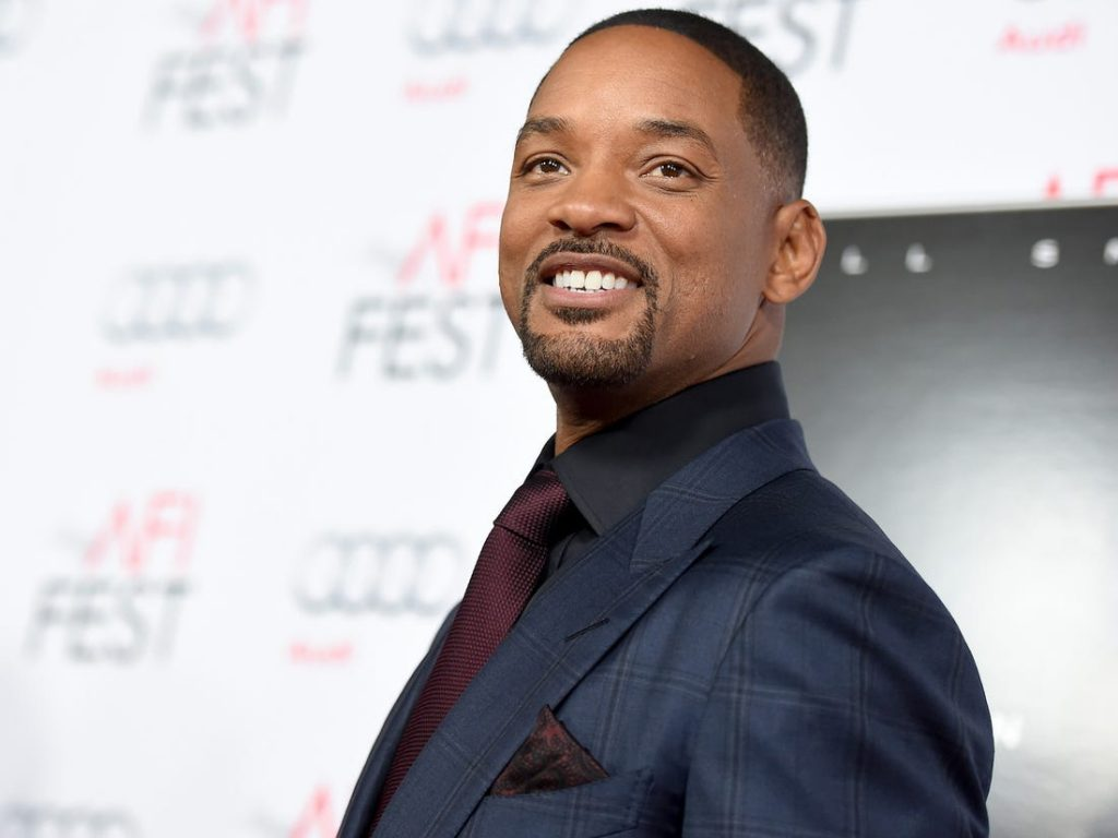 Net worth of Will Smith