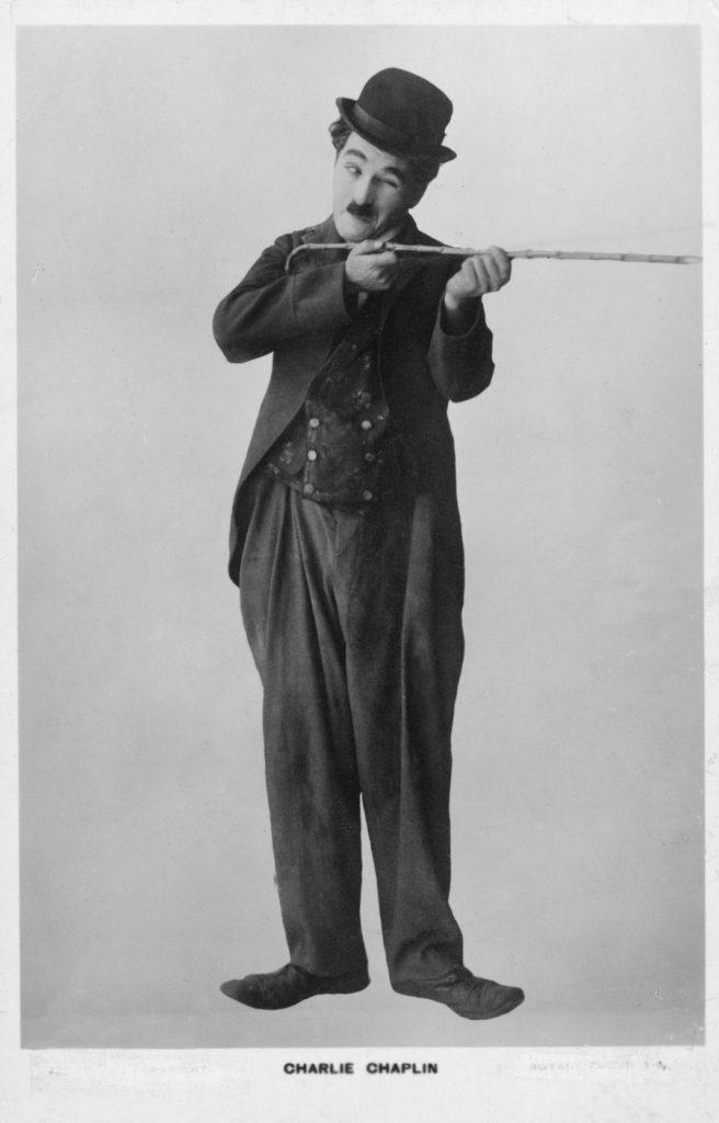 Net Worth of Charlie Chaplin