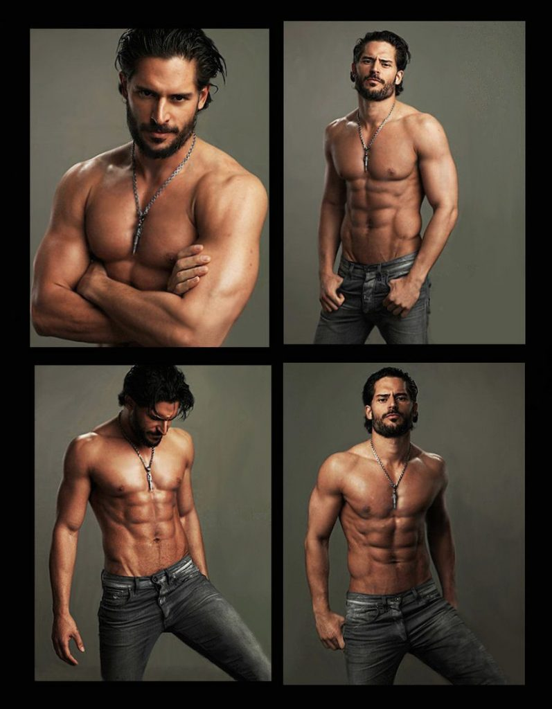 Net Worth of Joe Manganiello