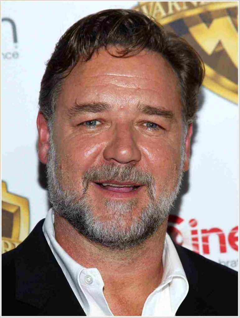 Net Worth of Russell Crowe