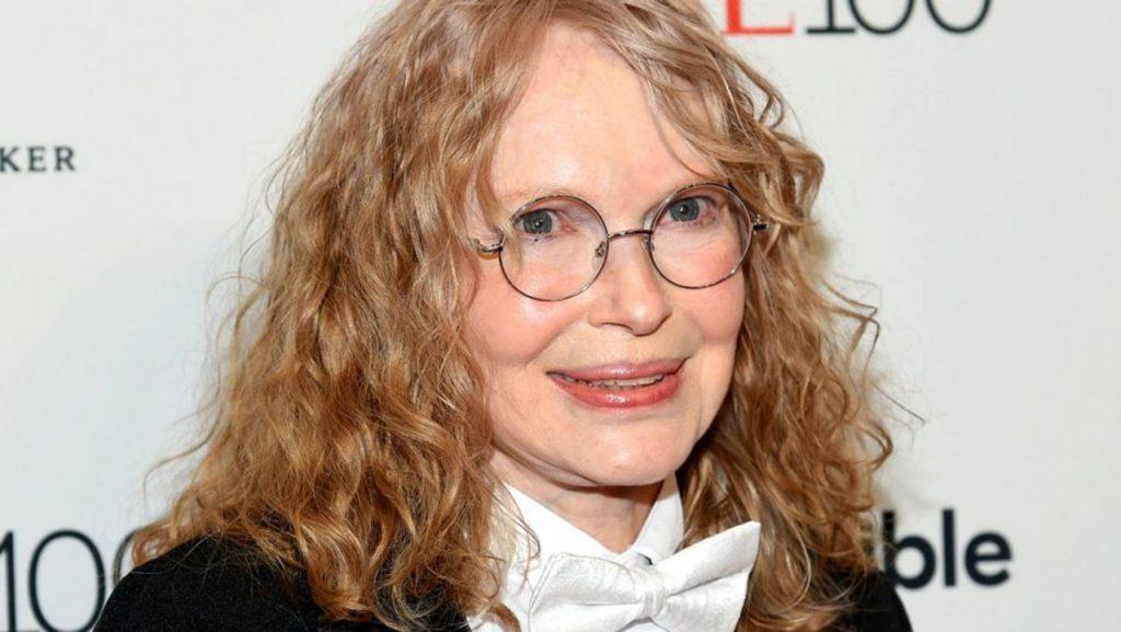 Mia Farrow Net Worth