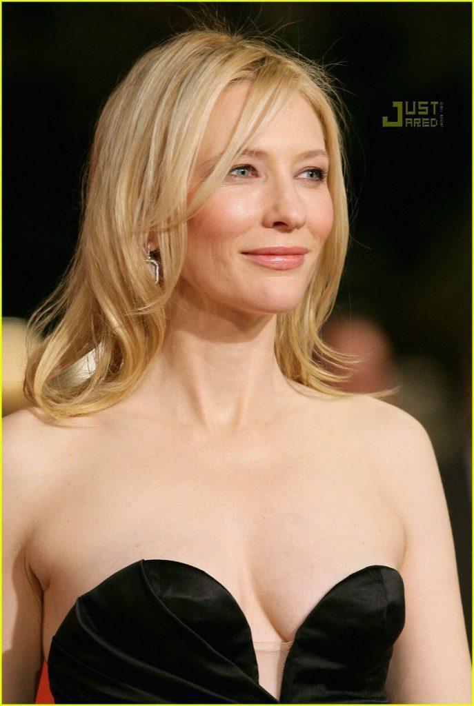 Net Worth of Cate Blanchett