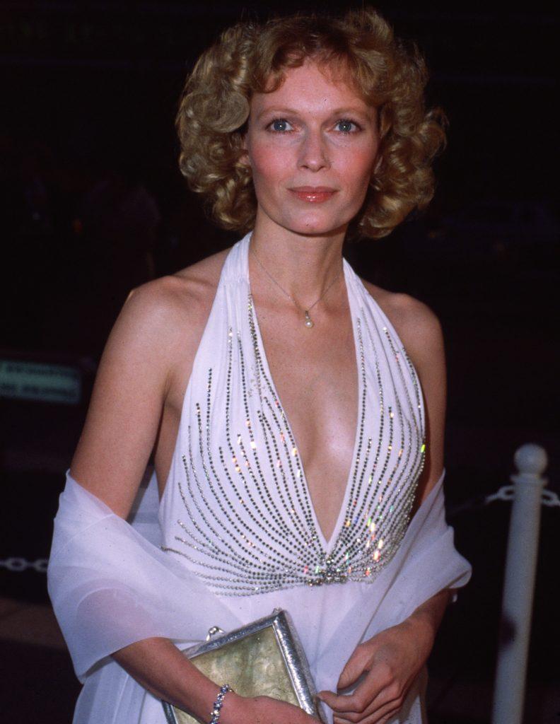 Net Worth of Mia Farrow