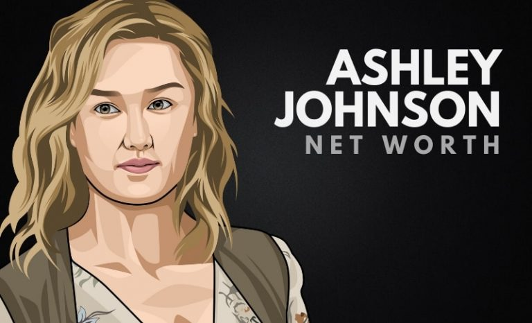 Ashley Johnson Net Worth