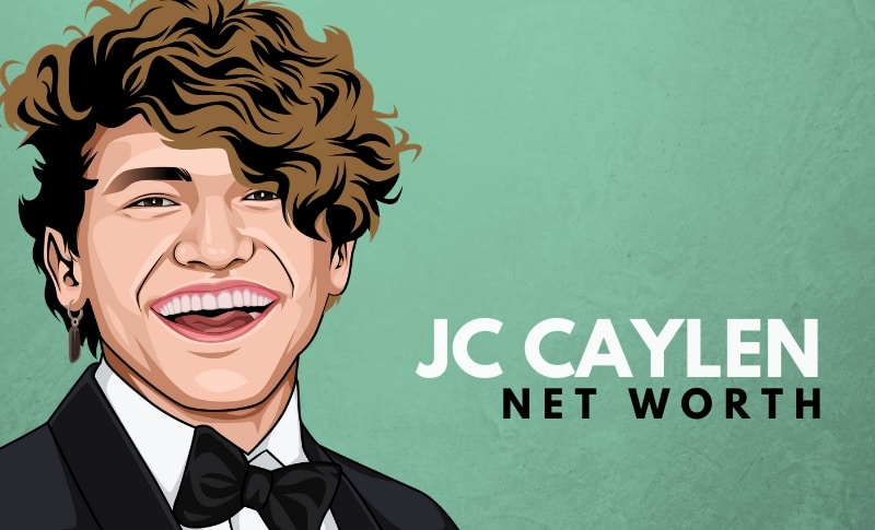 JC Caylen Net Worth