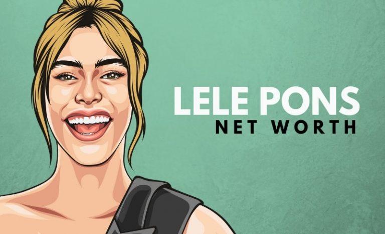 Lele Pons Net Worth