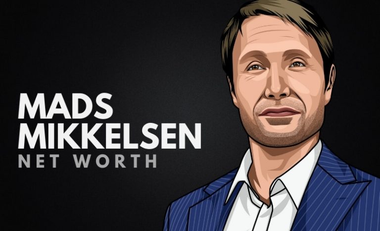 Mads Mikkelsen Net Worth