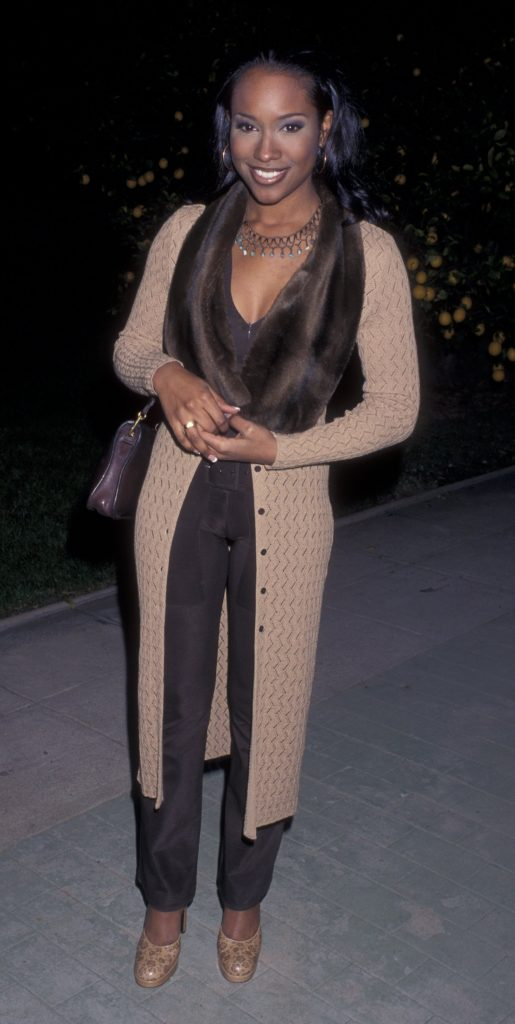 Net Worth of Maia Campbell